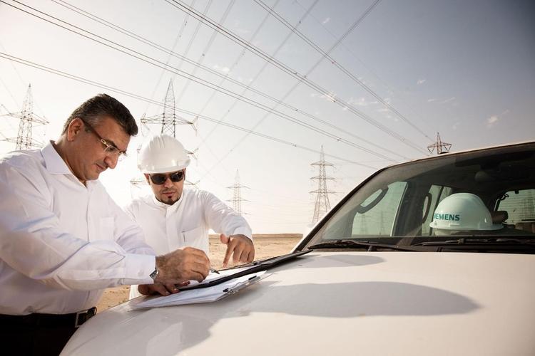 Siemens Saudi Arabia