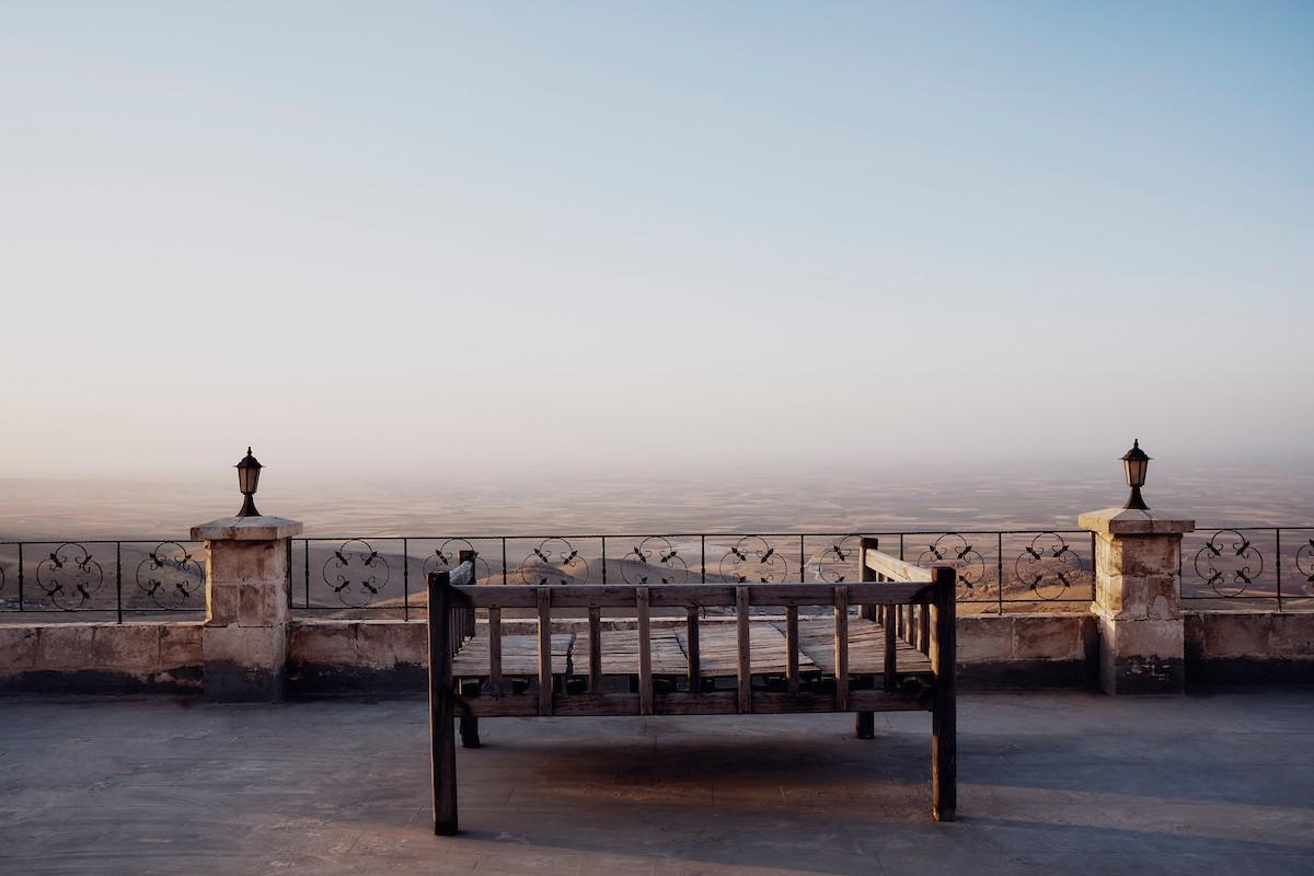 Greg Funnell: Greg photographs famous historic site for Vanity Fair